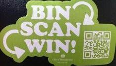 Bin, Scan, Win!