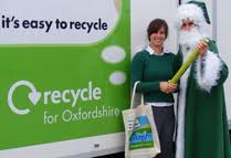 2 - Oxford Green Santa
