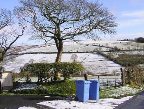 Cold Crosh bins