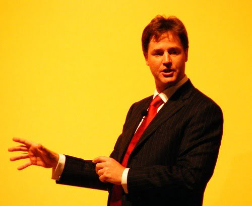 Nick Clegg Bournemouth