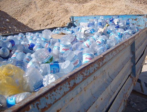 Hitting the bottle: the Middle East's water packaging problem