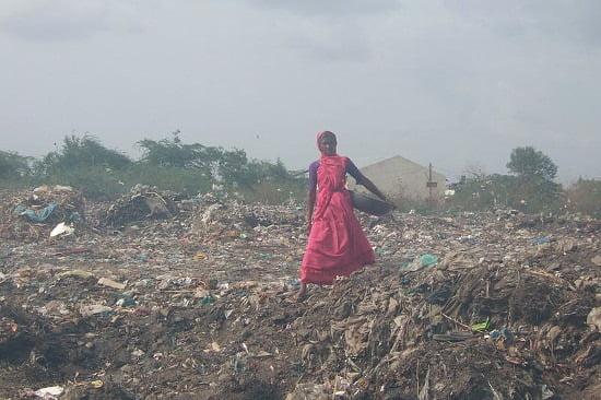 Pandharpur_landfill