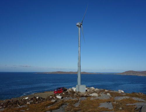 Too much wind power?