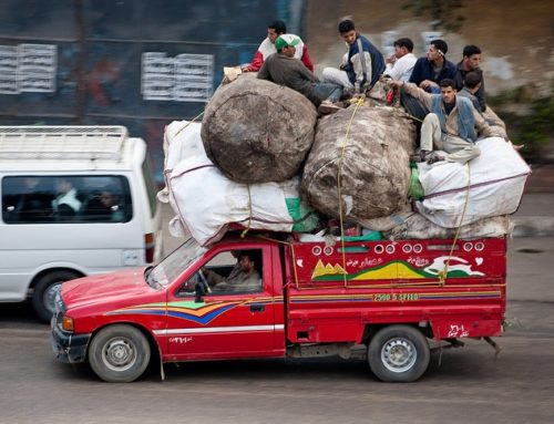 Cairo practice: the changing role of the informal sector in waste