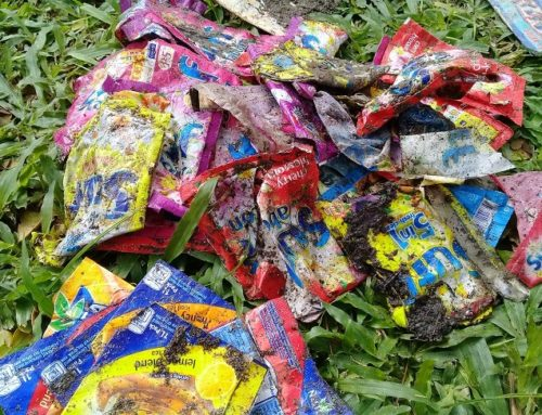 Packet loss: litter and packaging in the Philippines
