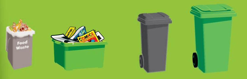 Stroud bins