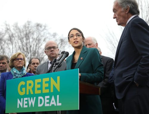 How to pay for the Green New Deal