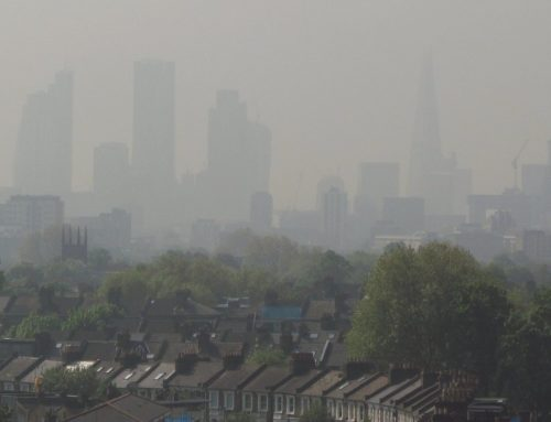 Bad air days: why we need better air quality data