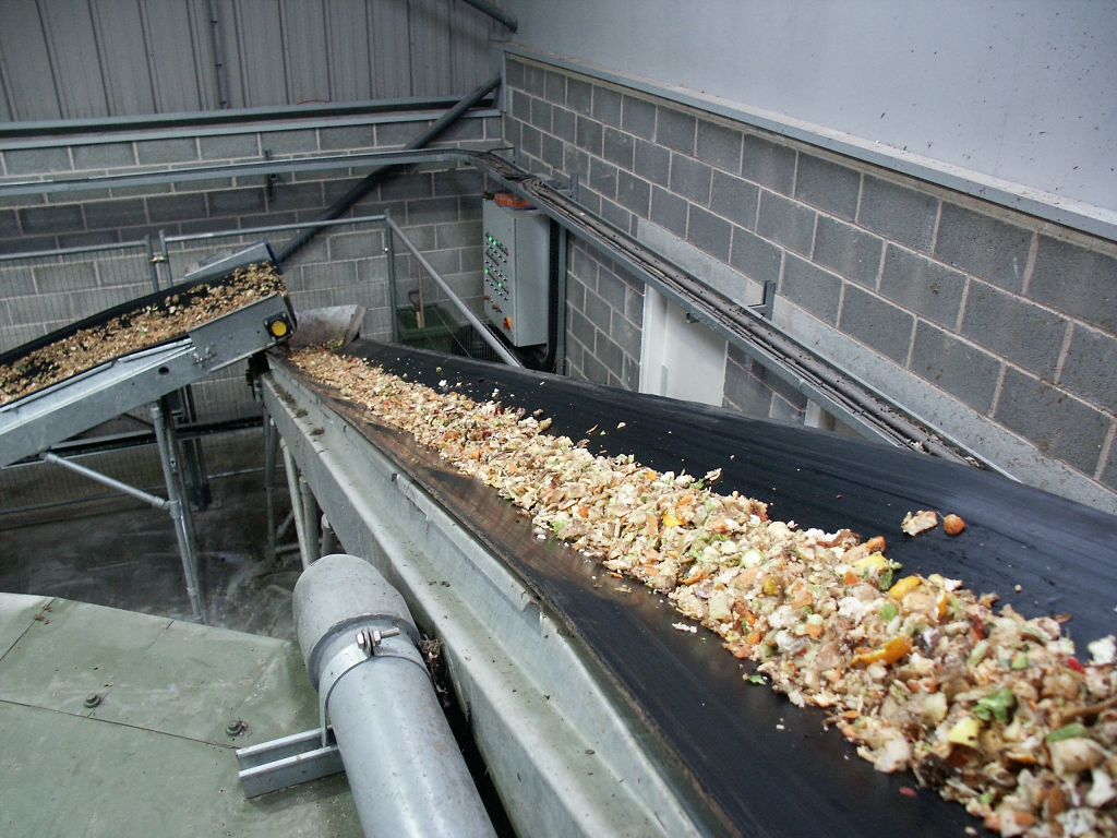 Food Waste Processing