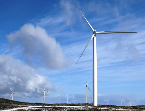 A mixed blessing: the use of composites in wind turbines