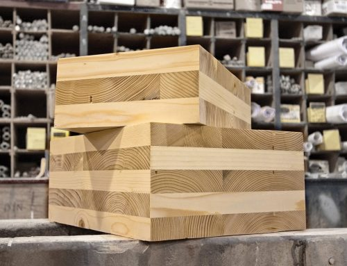 Building back better? The role of cross-laminate timber